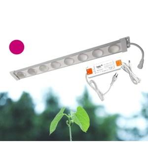 Vækstlys LED bar fra SunLight for 24VDC – startsæt med drive