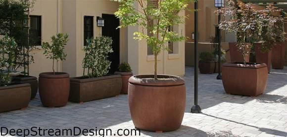 Click for more information DeepStream Metro GFRC Concrete Planter