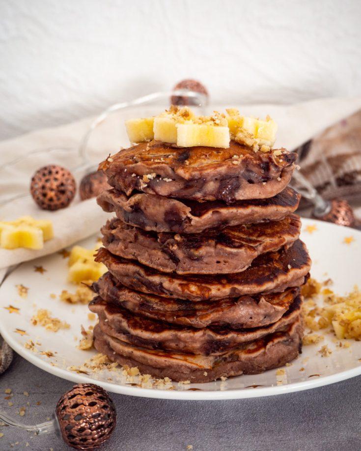 Vegan Pancakes Banana