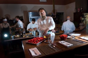 Chef and restaurateur Patrick Mulvaney