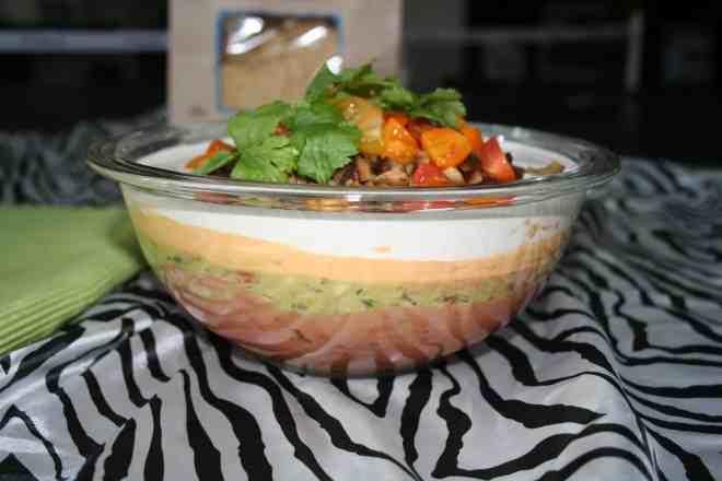 Easy Vegan 7 layer dip | Plantivores