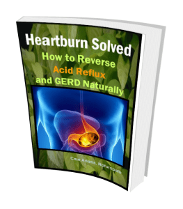 Heartburn Solved by Case Adams
