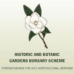 Historic and Botanic Garden Bursary Scheme