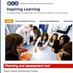Inspiring Learning - An Improvement Framework For Museums, Libraries And Archives