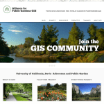 Alliance for Public Gardens GIS