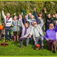 The Power of Volunteers - Treborth Botanic Garden