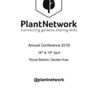Annual Conference 2018 booklet – Back to basics