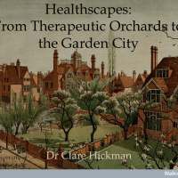 Healthscapes: From therapeutic orchards to the garden city