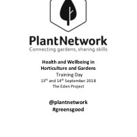 Health and Wellbeing in Horticulture and Gardens Resource Booklet