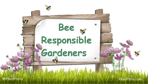 BEE responsible gardeneers name added