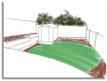 blank-shed-with-oval-lawn