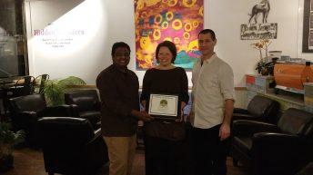 Copy of Heidi_s Health Kitchen Restaurant Certificate Presentation Picture