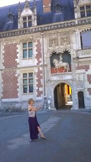Et volia, Chateau Blois