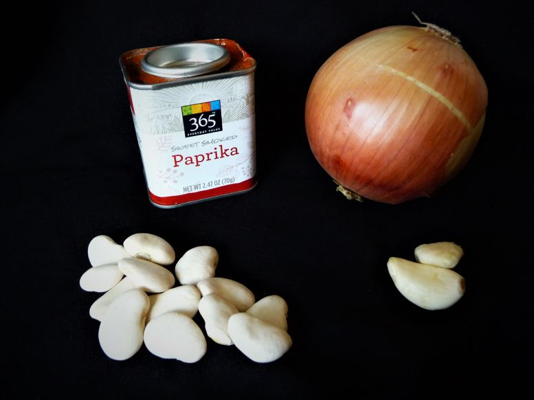 Smoked paprika, sweet onion, and garlic create simple, delicious flavor in this hearty dish