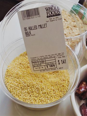 Chef's Tip: Millet is a gluten-free whole grain. It adds a crunchy texture, healthy fiber, and plant-based protein to this vegan granola recipe