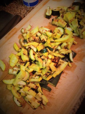 Charred Zucchini and Summer Squash Quinoa - Healthy, Gluten-Free, Oil-Free, Plant-Based, Vegan Grill Salad Recipe (17)