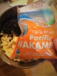 Hijiki Wakame Seaweed is a healthy sea vegetable, with a slightly briney flavor.