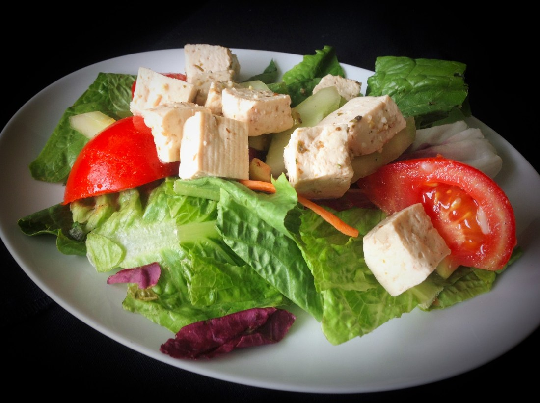 Vegan Tofu Feta Cheese - Healthy, Plant-Based, Dairy-Free, Gluten-Free, Greek Recipe