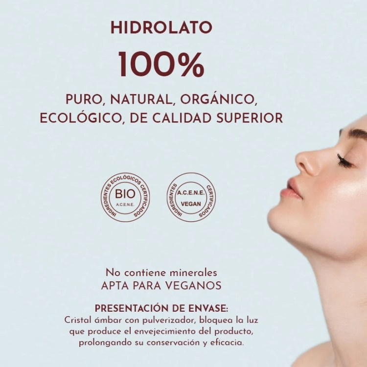 ingredientes ecologicos tonico facial