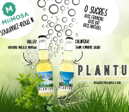 Soutenez PLANTUS sur MiiMOSA