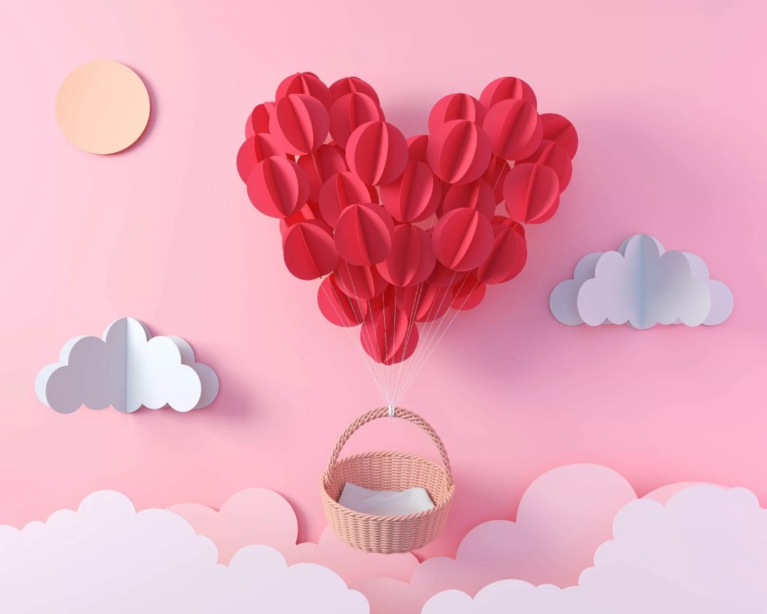 Valentines Decoration for Office Wall