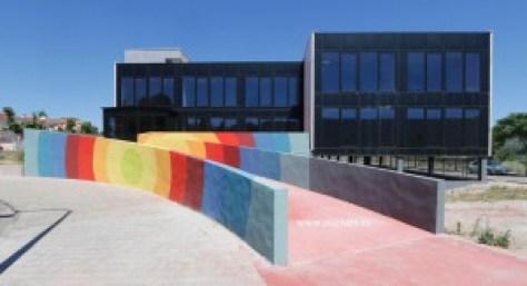Edificio de los Servicios Sociales