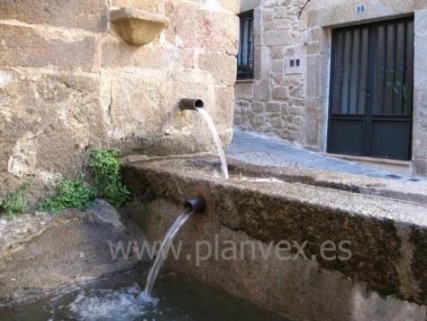 Fuente en Gata, Sierra de Gata Extremadura