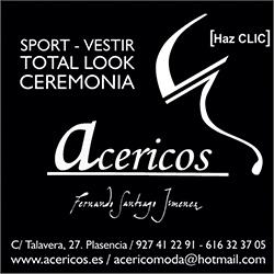 Acericos Plasencia Extremadura