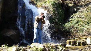 Buscando cascadas para nuestro planVE