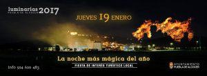 LAs Luminarias Puebla de Alcócer