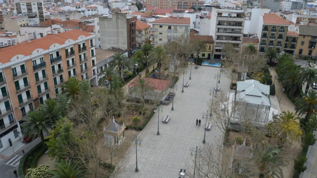 Villanueva de la Serena Extremadura planVE