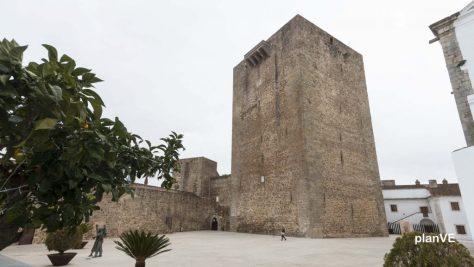 Templaios en Extremadura Olivenza