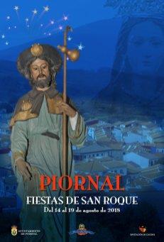 Cartel San Roque Piornal
