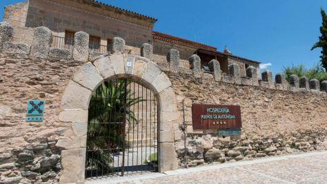 Hospederías de Extremadura-Garrovillas de Alconétar