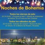 Noches de Bohemia Badajoz