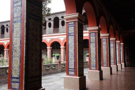 Convento Santo Domingo en Lima Lourdes Gómez Extremadura