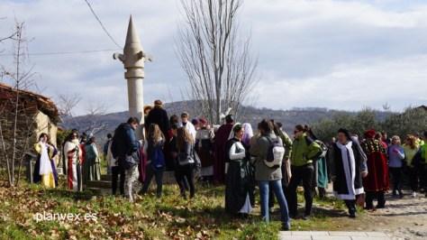 Ruta del emperador La Vera norte de Extremadura planVE