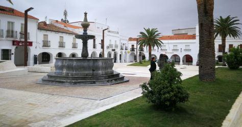 Herrera del Duque Plaza de España