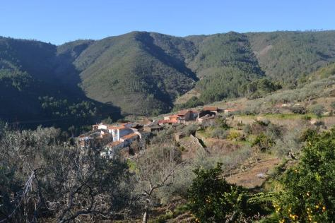 Ovejuela Las Hurdes Extremadura