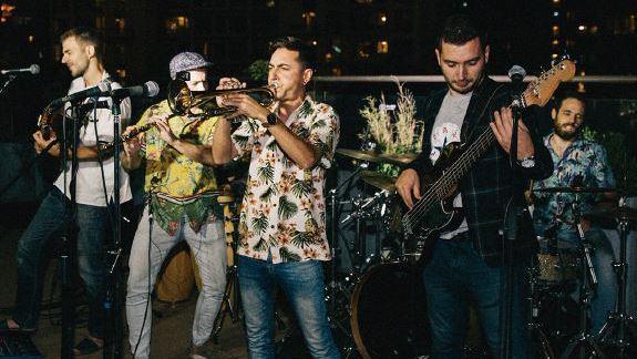 Los Tai Tabú grupo musical