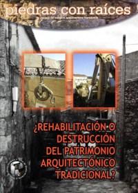 Piedra seca Extremadura Félix Barroso