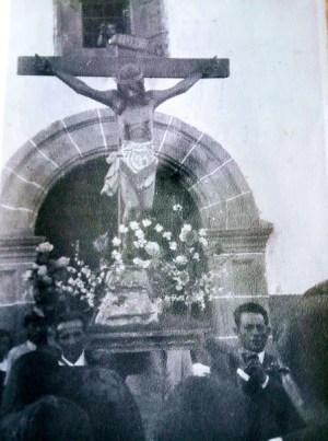 Cristo de la Paz Santibáñez el Bajo