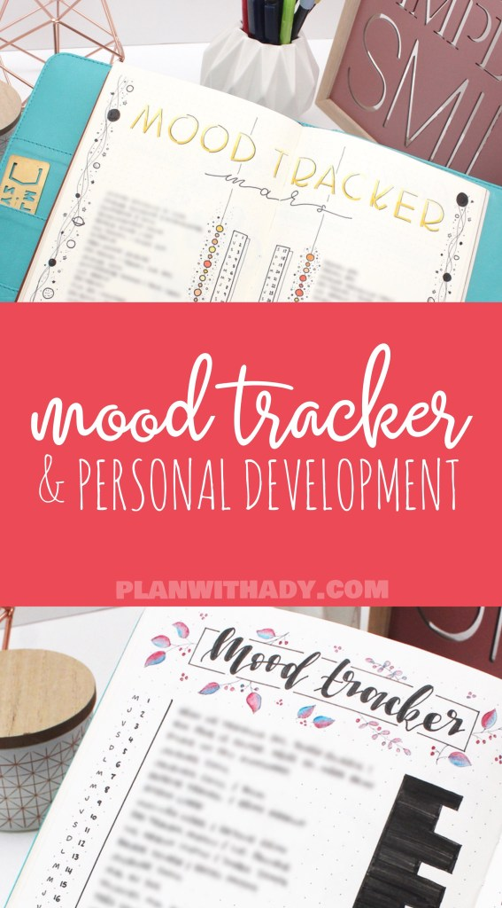 Mood tracker and personal development
