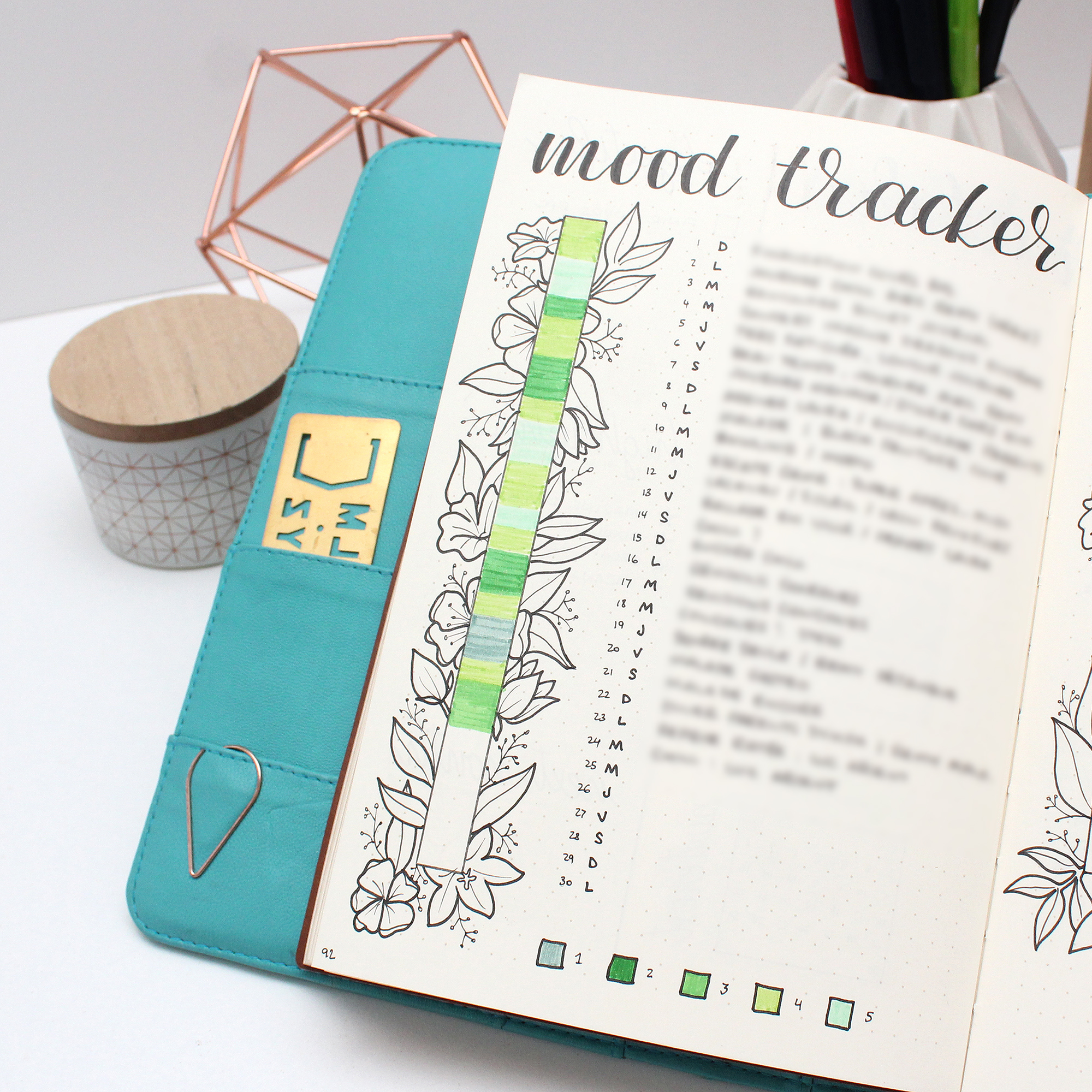 How To Use Your Mood Tracker As A Personal Development