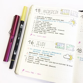 Ady Bullet Journal