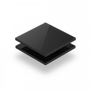 Plaque Polyethylene Noir 10mm Plaqueplastique Fr