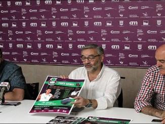 El Extremadura Plasencia presenta página web y vídeo promocional