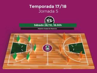 C.B. Extremadura Plasencia vs Covirán Granada