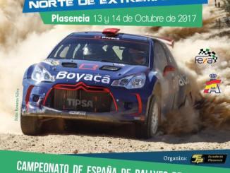 VIII Rallye de Tierra Norte de Extremadura