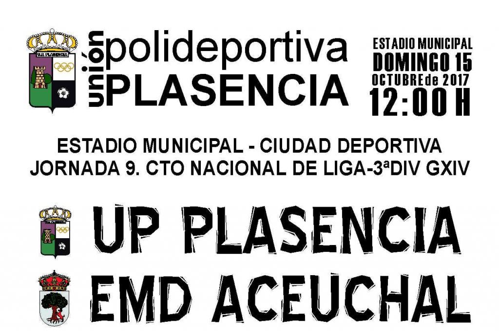 La UP Plasencia encarrila la victoria en la primera parte (1-2)